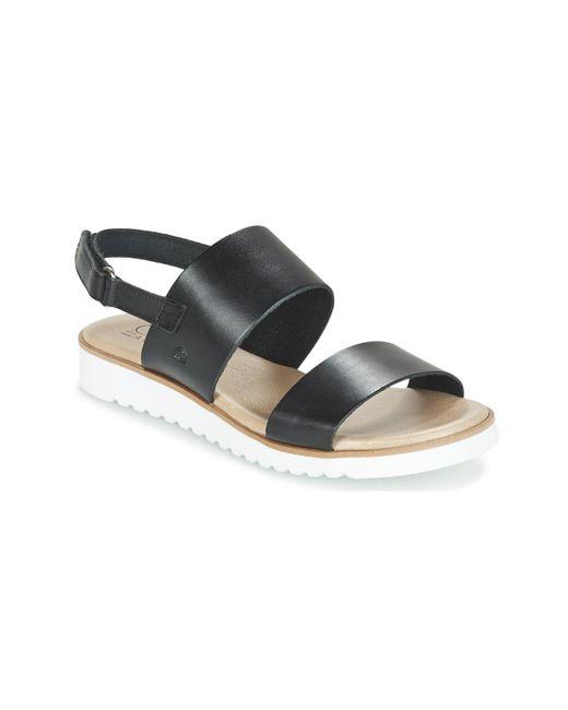 Casual Attitude - Gibi Women's Sandals In Black - Lyst