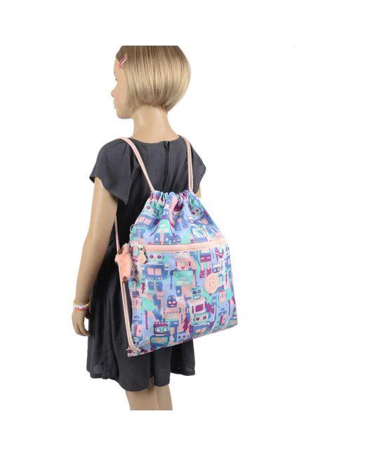 Sac de sport BACK TO SCHOOL 110-00009487 garcons Sac à dos Kipling pour homme en coloris Pink