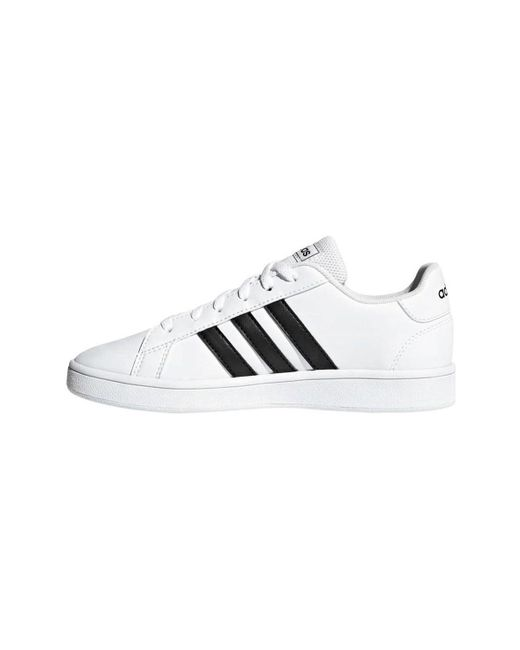 Grand Court K Chaussures adidas pour homme - Lyst