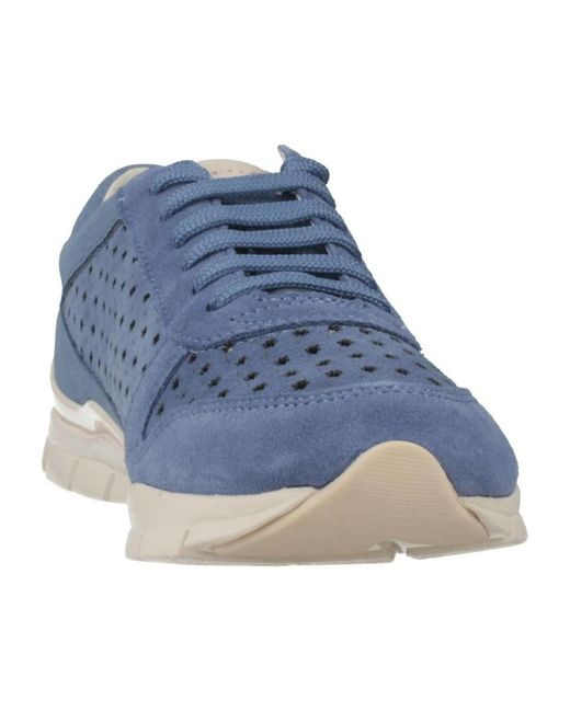 En Bleu Geox Chaussures Sukie D 40 Femmes Coloris XZOPiku