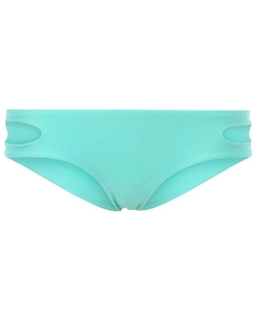 O'neill Sportswear Blue Turquoise Shine Surfstar Womens Bikini Bottom