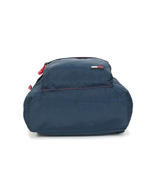 Tommy Hilfiger Rugzak Tjm Campus Boy Backpack in het Blue voor heren