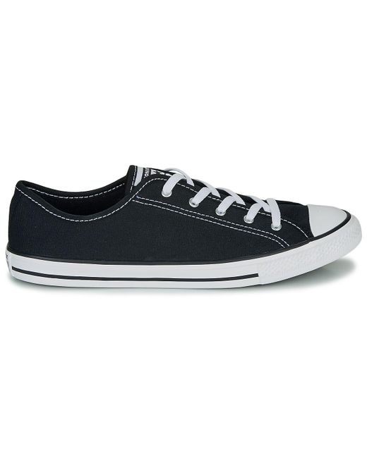 Lage Sneakers Chuck Taylor All Star Dainty Gs Canvas Ox