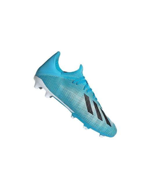 Adidas Blue X 193 Fg Football Boots for men