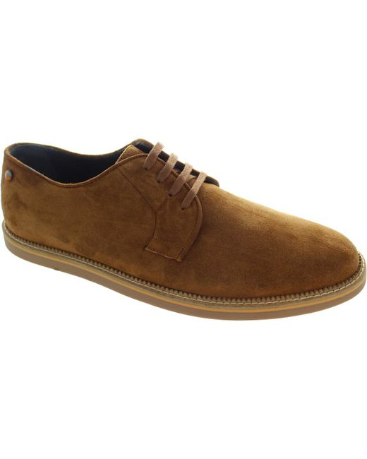 Frank Wright | Turpin Men's Casual Shoes In Brown for Men | Lyst