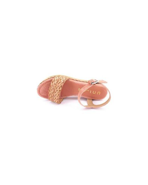 GABIR_KS Sandales Unisa en coloris Pink