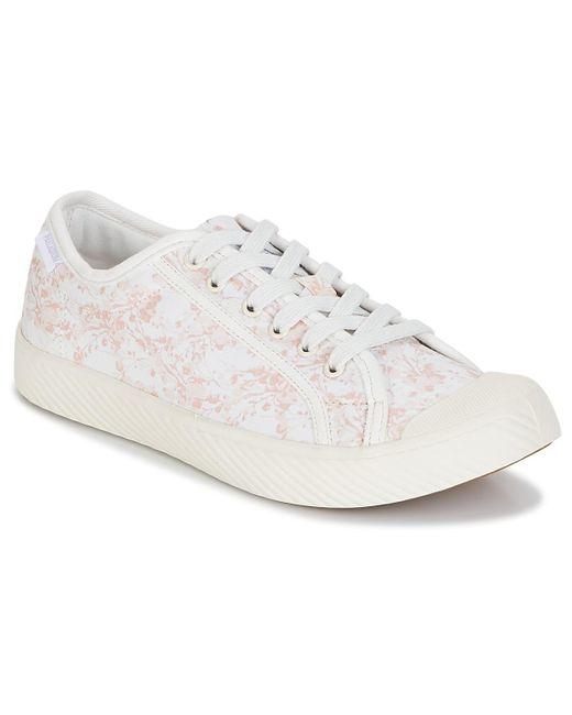 Palladium - Pallaphoenix Cvs Prt Men's Shoes (trainers) In Pink for Men - Lyst