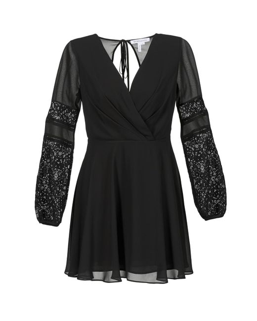 BCBGeneration - Alix Women's Dress In Black - Lyst