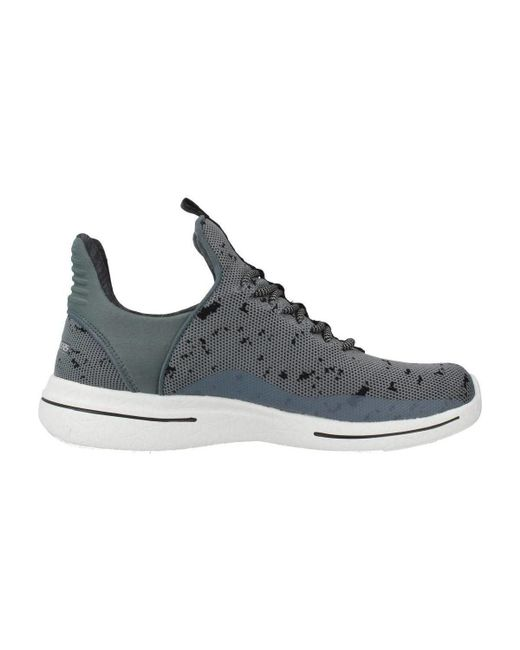 Skechers | Gray 12656s Women's Shoes (trainers) In Grey | Lyst