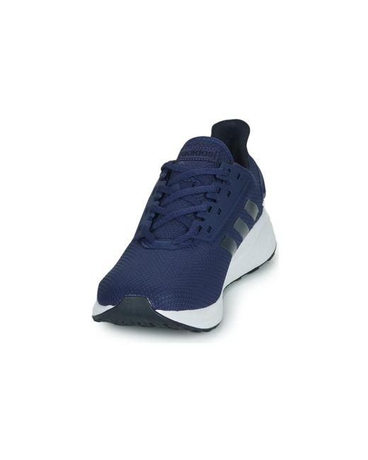 Adidas Hardloopschoenen Duramo 9 in het Blue voor heren