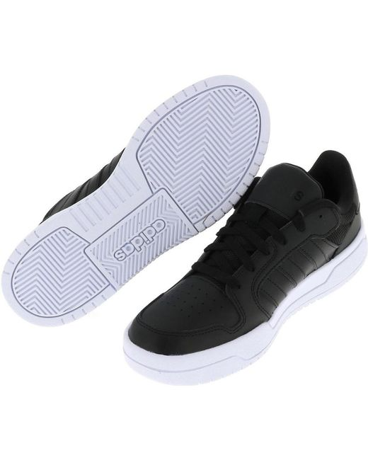Baskets basses Entrap noir h semelle epaisse adidas pour homme en ...