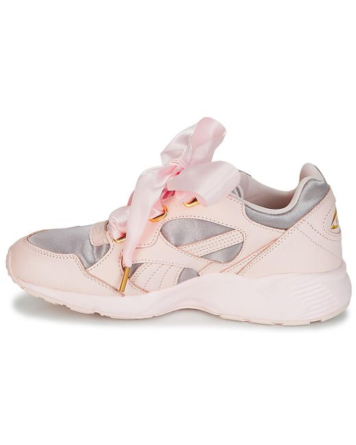 72a63cfec5 Women's Pink Prevail Heart Satin Shoes (trainers)