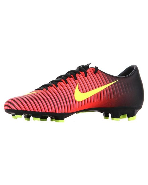 classic shoes good texture famous brand Nike Synthetic Mercurial Victory Vi Fg 831964-870 Men's ...