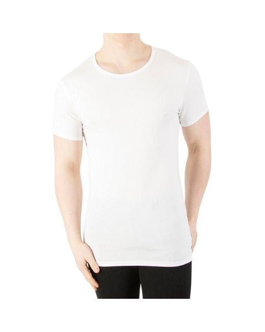 Black//White//Grey Tommy Hilfiger 3-Pack Premium V-neck Men/'s T-Shirts