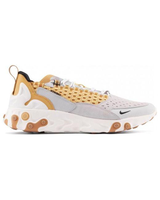 AT5301-003 REACT SERTU Chaussures Nike pour homme en coloris Gris ...