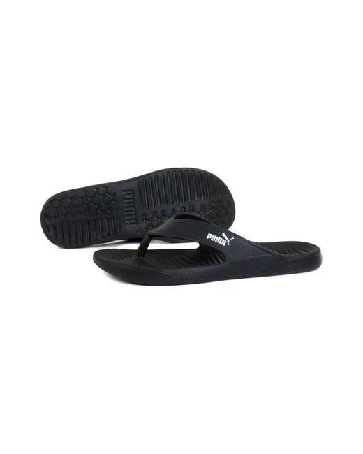 Aqua Flip Tongs PUMA pour homme en coloris Noir - Lyst