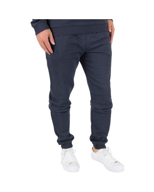 Farah   Men's Shalden Jersey Jogger, Blue Men's Sportswear In Blue for Men   Lyst
