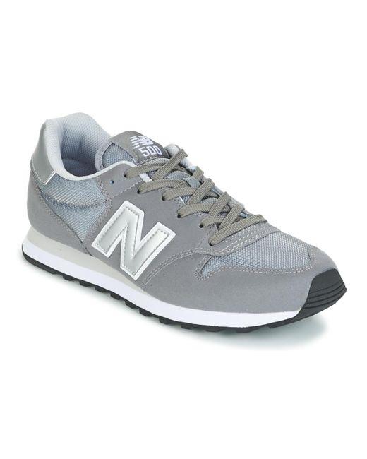 GM500 hommes Chaussures en Gris New Balance pour homme en coloris ...