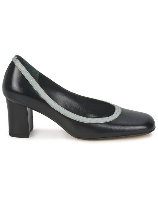 Sarah Chofakian Pumps Shoe Hat in het Black