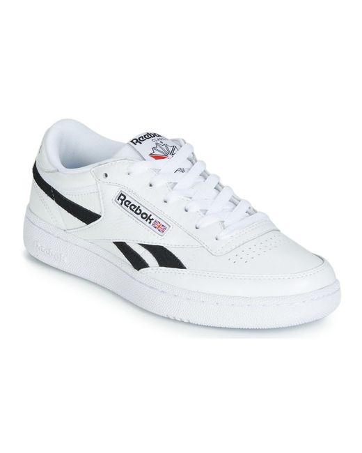 e146495855f60 Reebok Revenge Plus Mu Women s Shoes (trainers) In White in White - Lyst