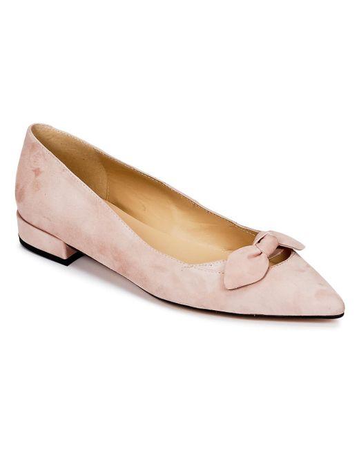 Betty London Pink Iforette Shoes (pumps / Ballerinas)