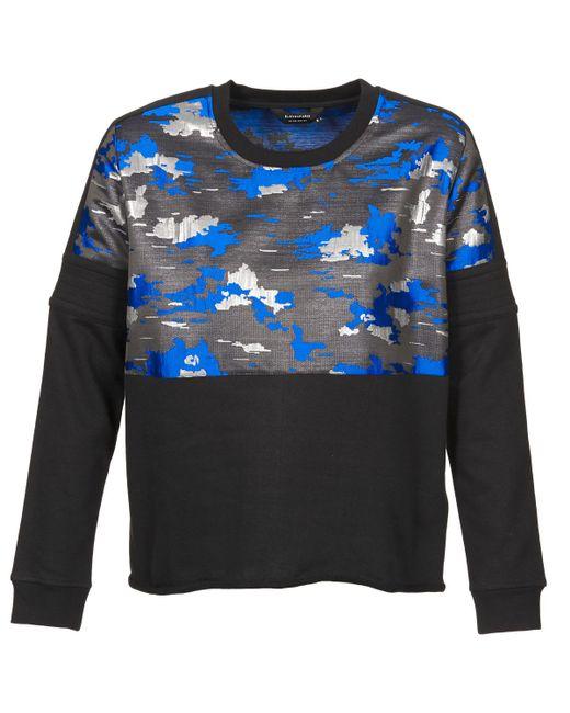 ELEVEN PARIS - Fortex Women's Sweatshirt In Black - Lyst