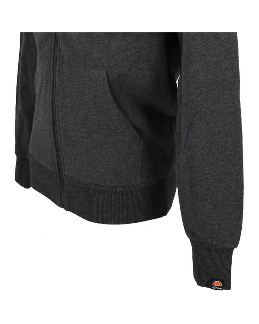 Sweat-shirt Milleto anth c veste h Ellesse pour homme en coloris Gray