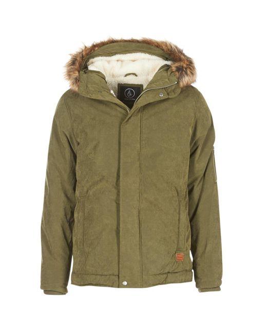 Volcom - Goodman Jkt Men's Jacket In Green for Men - Lyst
