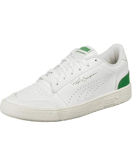 Ralph Sampson Lo Perforated Soft Chaussures PUMA pour homme en coloris White