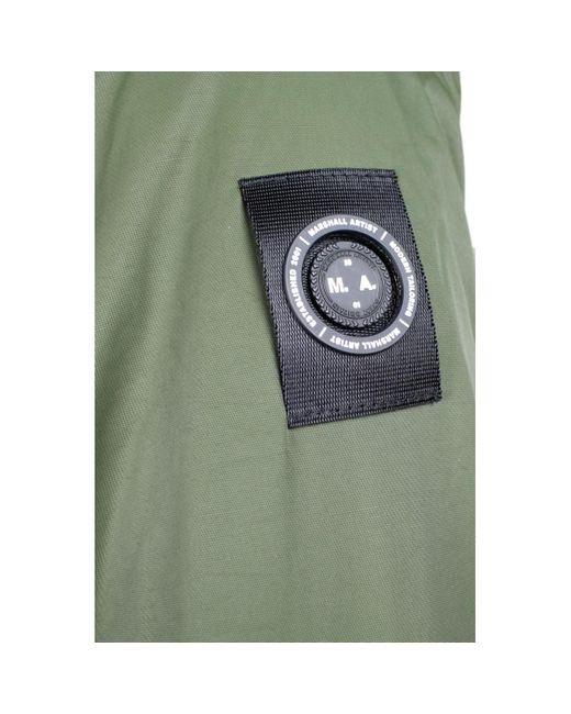 MSATM10063 Parka Marshall Artist pour homme en coloris Green