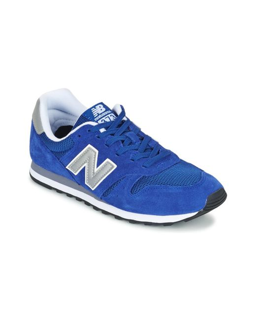 New Balance   Ml374 Men's Shoes (trainers) In Blue for Men   Lyst