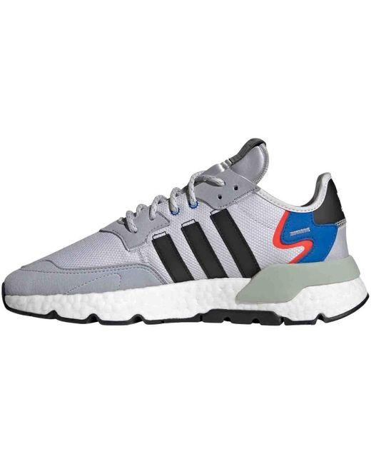 FX6835 Chaussures adidas pour homme en coloris Gris - Lyst