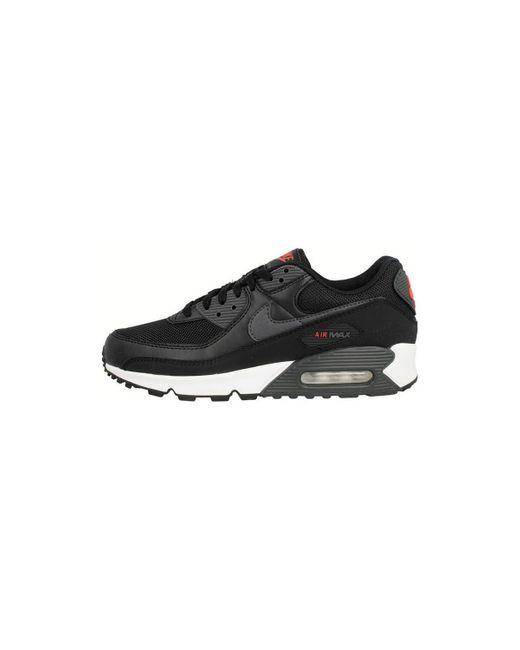 Air Max 90 Ville basse Nike pour homme en coloris Noir - Lyst