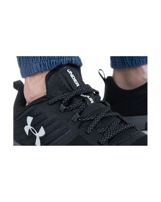 Chaussures Tribase Thrive Under Armour pour homme en coloris Black