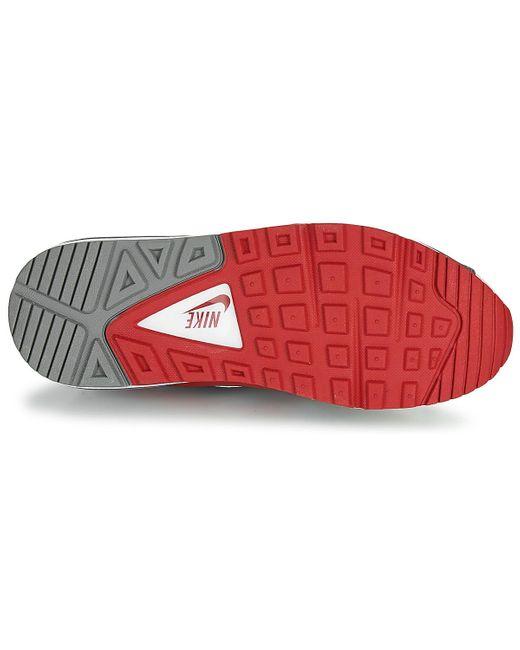 Nike Air Max Command Sneakers in het Gray voor heren
