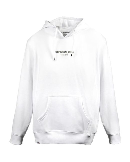 Sweat-shirt PULLOVER HOODIE 3 Palladium en coloris White