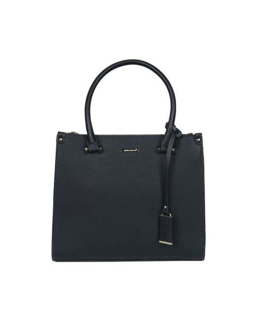 David Jones Montreal Womens Grab Bag Women S Handbags In Blue