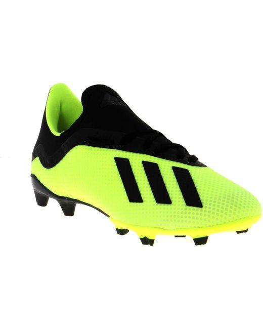 X 183 FG hommes Chaussures de foot en multicolor adidas pour homme ...