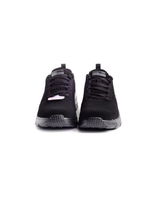 Baskets basses 88888366 FASHION FIT TRUE FEELS Skechers en coloris Black