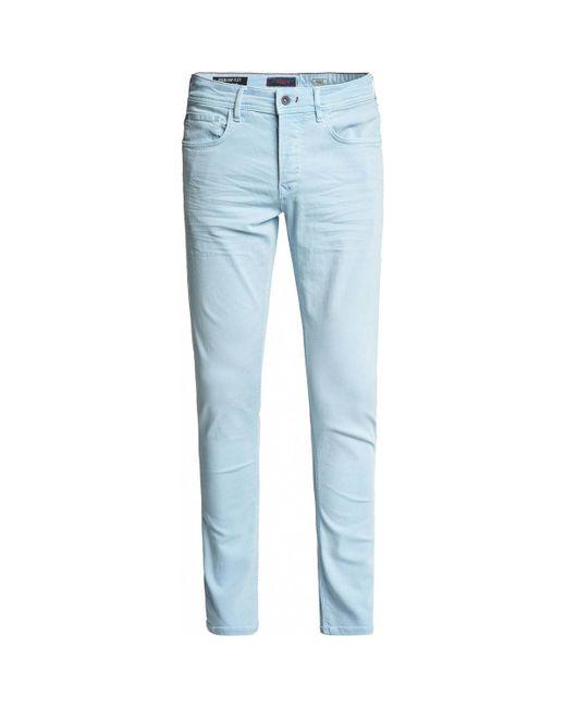 Jean Clash Skinny Skinny Jeans Salsa pour homme en coloris Blue