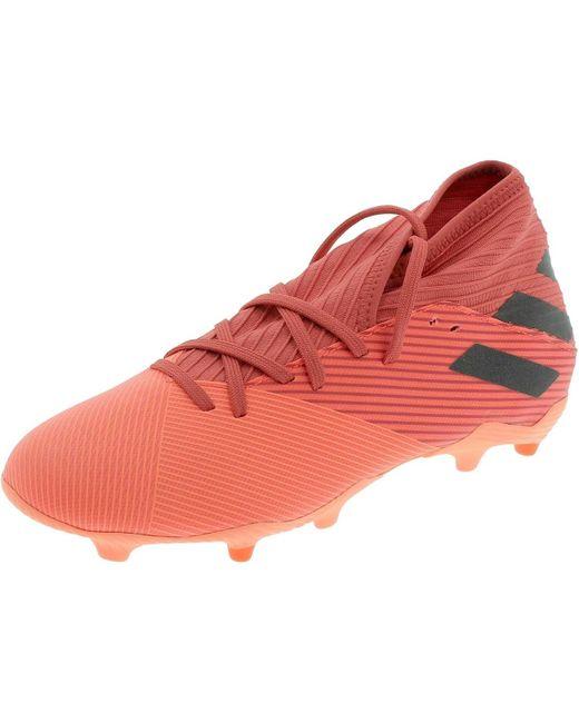 Chaussures de foot NEMEZIZ 19.3 SCARPINI ARANCIONE Adidas pour homme en coloris Orange