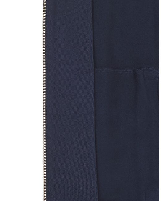 Sweat-shirt Lacoste pour homme en coloris Blue
