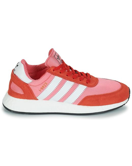 outlet store 73885 c737e ... Adidas - Red I-5923 W Shoes (trainers) - Lyst ...