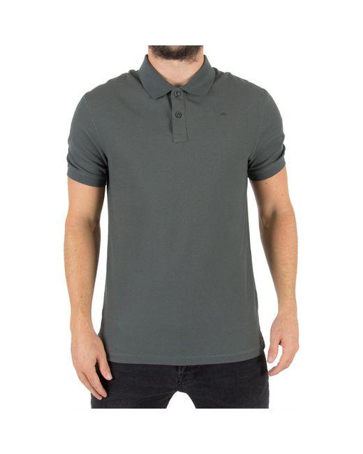 J.Lindeberg | Men's Troy Sharp Logo Polo Shirt, Green Men's Polo Shirt In Green for Men | Lyst