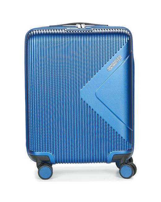 American Tourister Reiskoffer Modern Dream 55cm 4r in het Blue