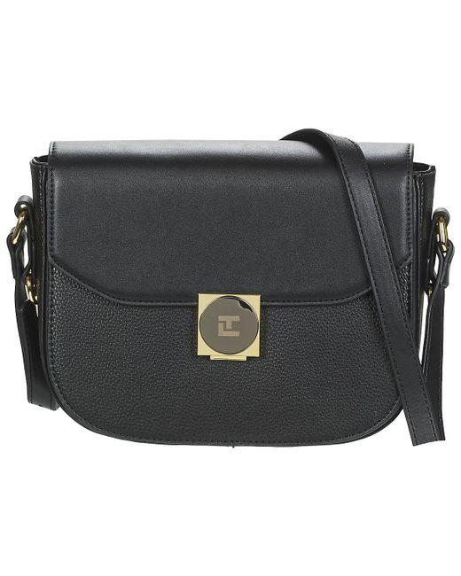 Ted Lapidus Black Aditi Shoulder Bag