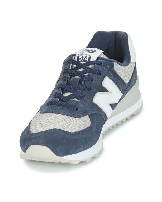 info for 51730 5c03b Ml574 Men's Shoes (trainers) In Blue