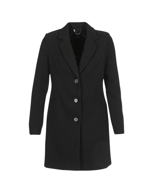 Vero Moda - Vmcindy Women's Coat In Black - Lyst