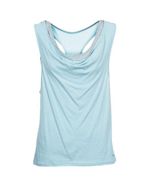 Bench | Skinnie Women's Vest Top In Blue | Lyst