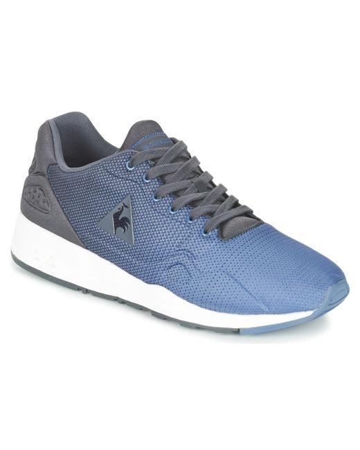 Le Coq Sportif | Lcs R9xx Gradient Jacquard Men's Shoes (trainers) In Blue for Men | Lyst